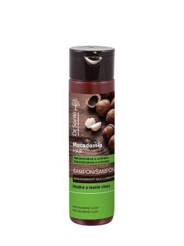 Dr. Santé Macadamia Hair šampón na oslabené vlasy 250ml