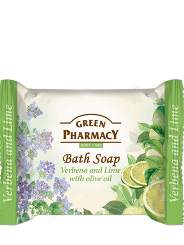 Green Pharmacy Krémové mydlo Verbena a citrus s olivovým olejom 100g