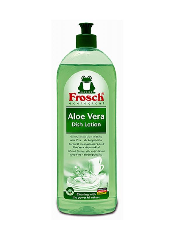 FROSCH eko Aloe Vera umývanie riadu 750ml