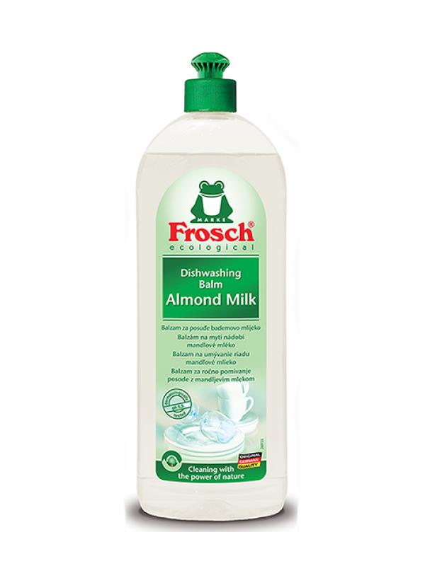 FROSCH eko Almond Milk umývanie riadu 750ml