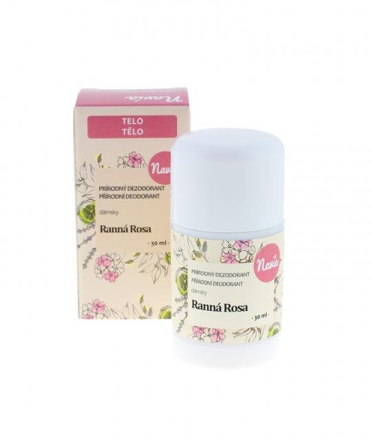 NAVIA Tuhý dezodorant dámsky – Ranná rosa 30ml