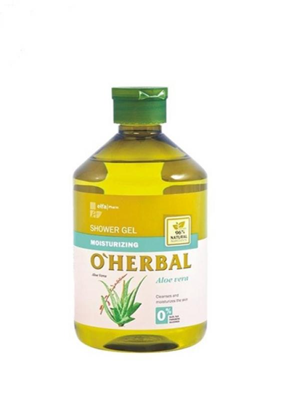 O'Herbal hydratačný sprchový gél 500 ml
