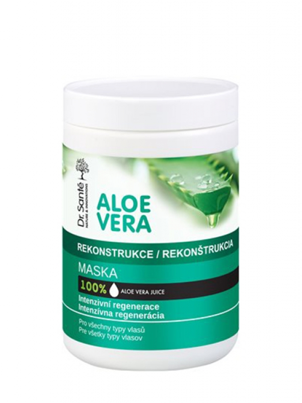 Dr. Santé Aloe Vera Hair maska na vlasy s výťažkami aloe vera 1 l