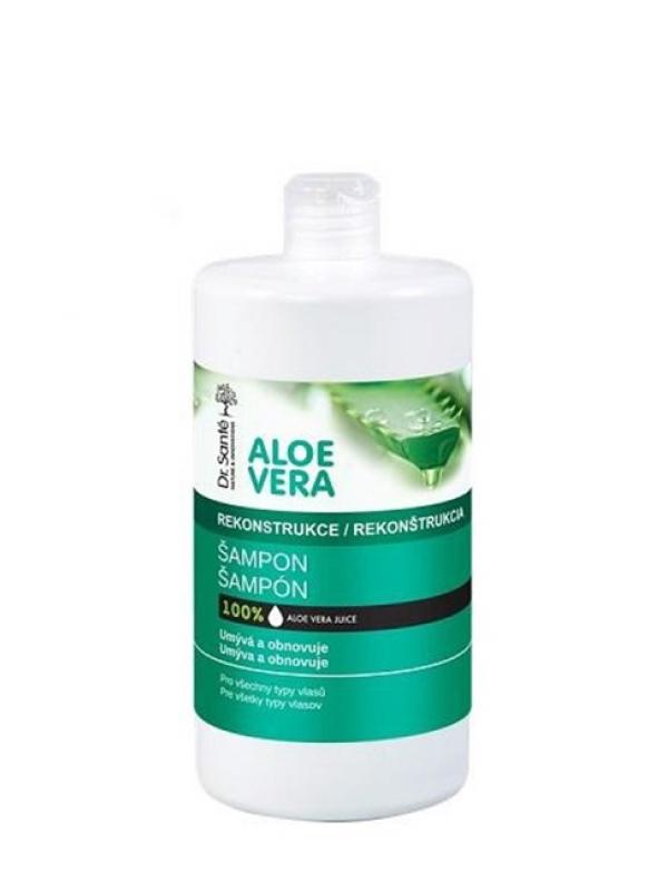 Dr. Santé Aloe Vera Hair šampón na vlasy s výťažkami aloe vera 1 l