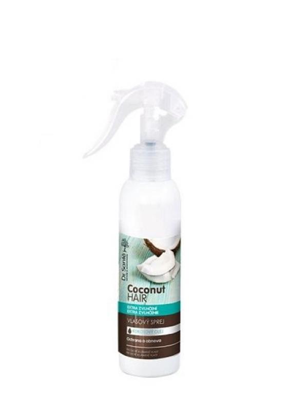 Dr. Santé Coconut Hair sprej na suché vlasy s výťažkami kokosa 150ml