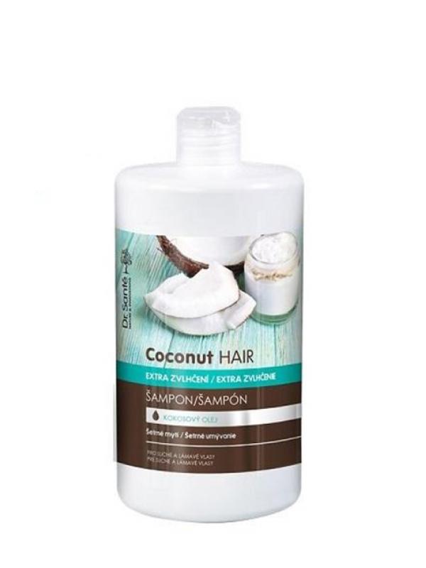 Dr. Santé Coconut Hair šampón na suché vlasy s výťažkami kokosa 1 l