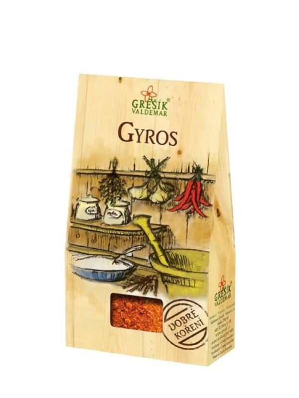 Grešík Gyros korenie 30g