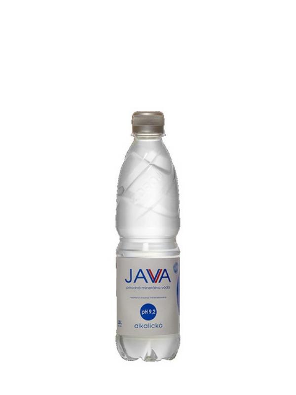 JAVA Alkalická voda 0.5l