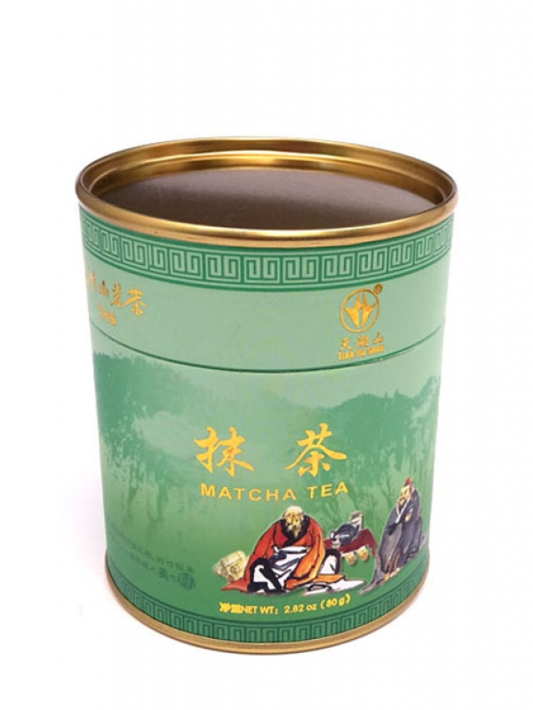 Matcha tea - mletý práškový zelený čaj TEA MARKET 80g