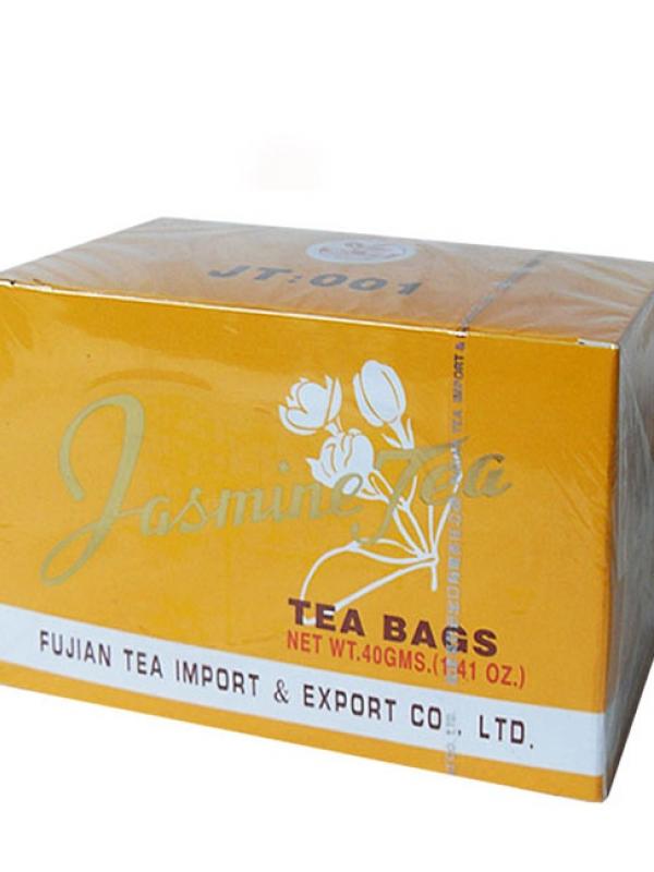Jazmínový čaj porciovaný TEA MARKET 20x2g