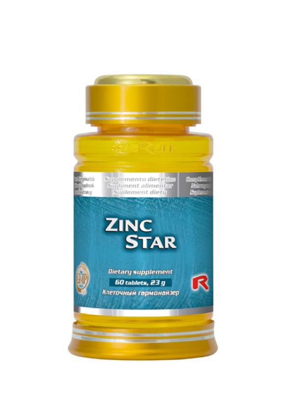 Zinc Star STARLIFE 60 tabliet