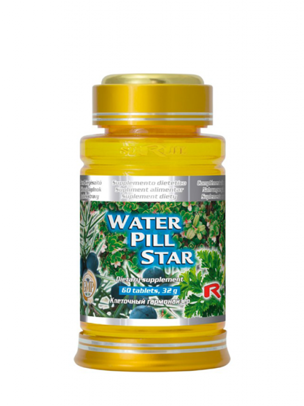 Water pill Star STARLIFE 60 tabliet