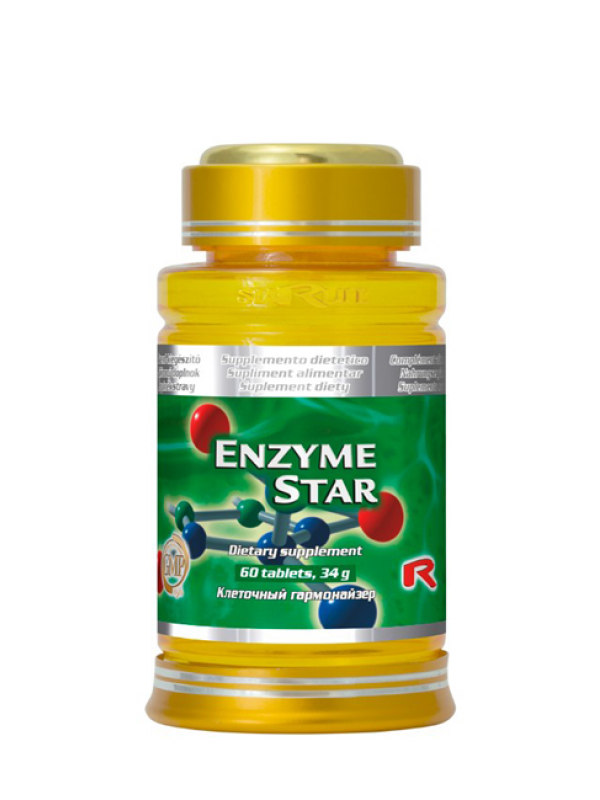 Enzyme Star STARLIFE 60 tabliet