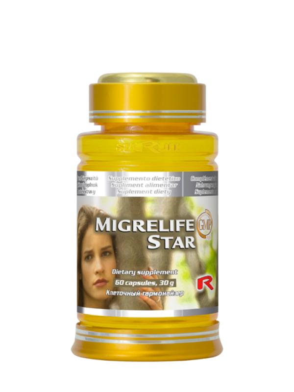 Migrelife Star STARLIFE 60 tabliet