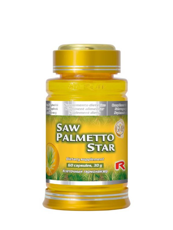 Saw Palmetto Star STARLIFE 60 tabliet