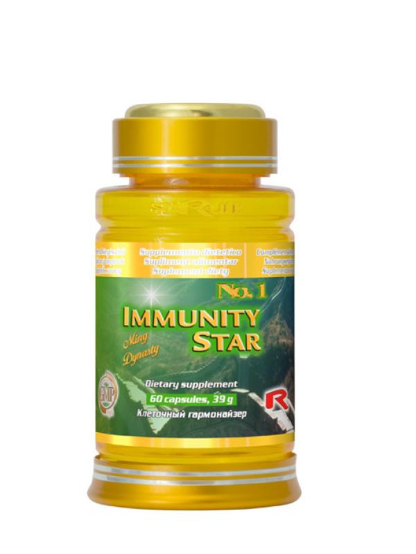 Immunity Star 60 tabliet