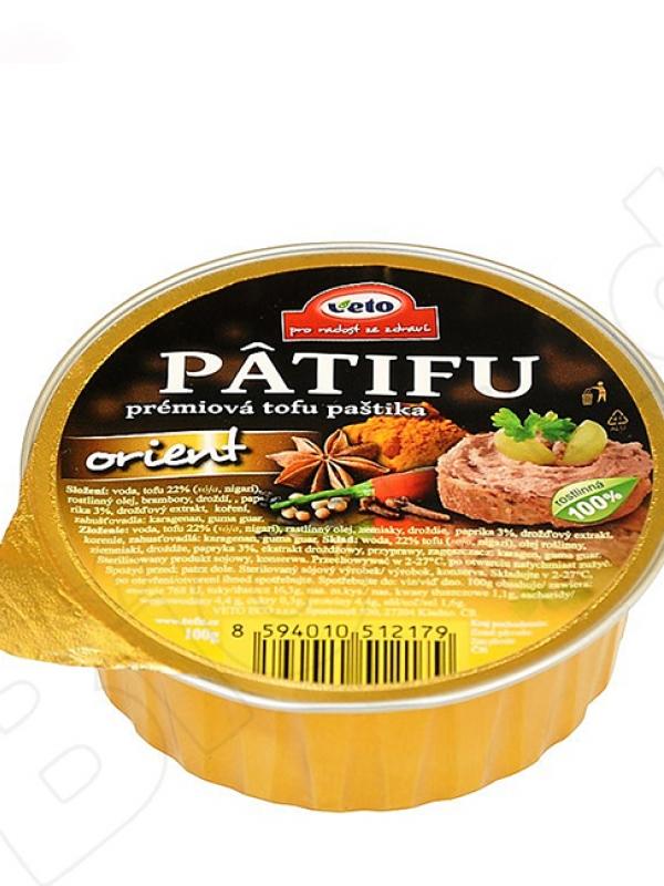 Nátierka Patifu orient 100g