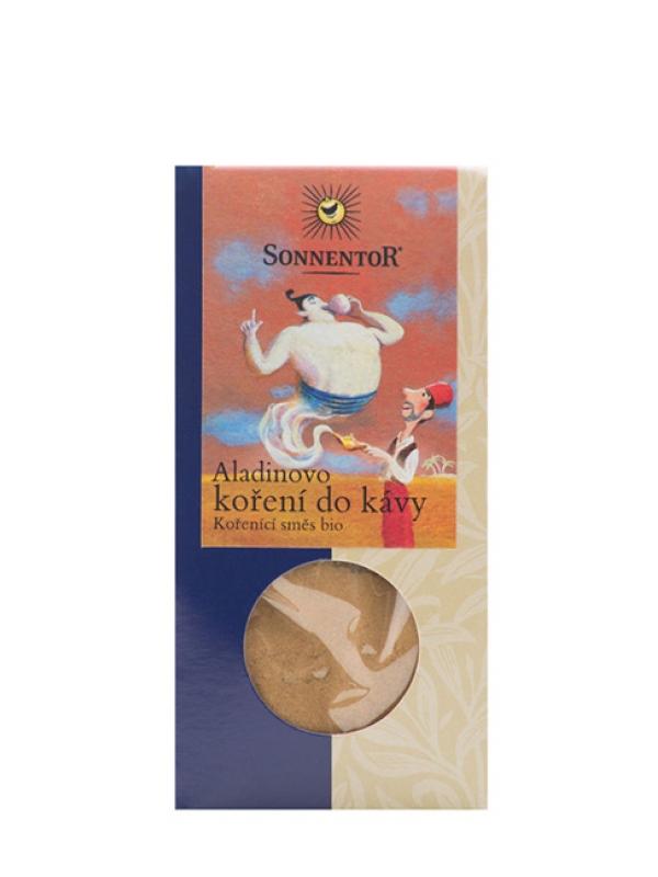 Aladinovo korenie do kávy BIO SONNENTOR 25g