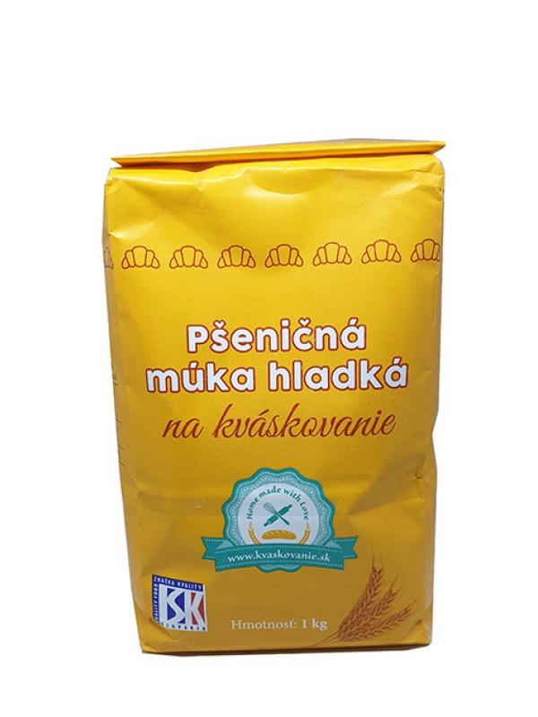 Trenčan Pšeničná hladká múka na kváskovanie 1000 g