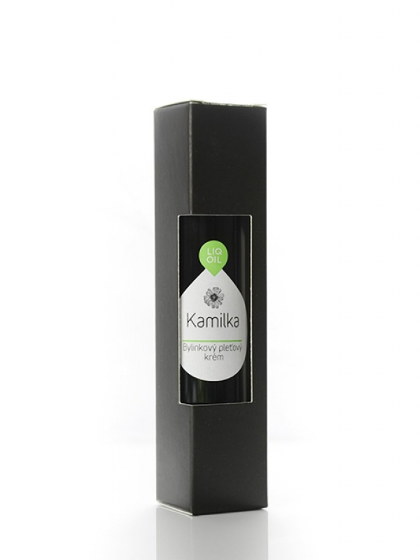 Kamilka - denný hydratačný krém LIQOIL 50 ml
