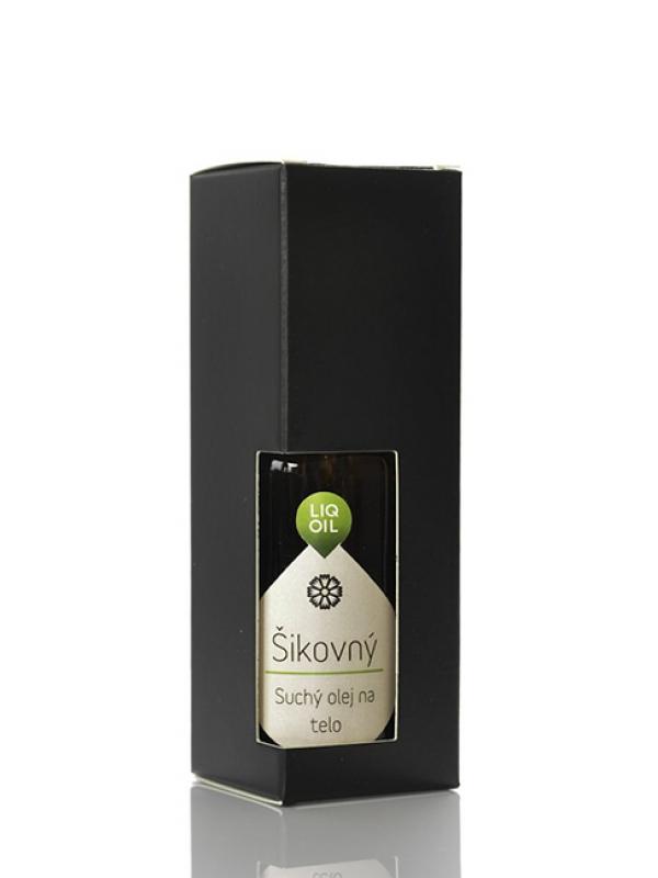 Šikovný - 100%prírodný suchý telový olej LIQOIL 50 ml