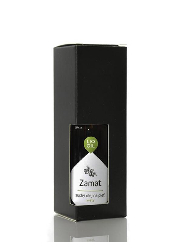Zamat - 100%prírodný suchý pleťový olej LIQOIL 50 ml