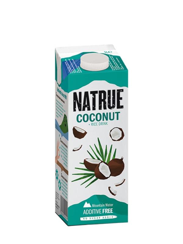 Ryžovo-kokosový nápoj NATURE 1 l