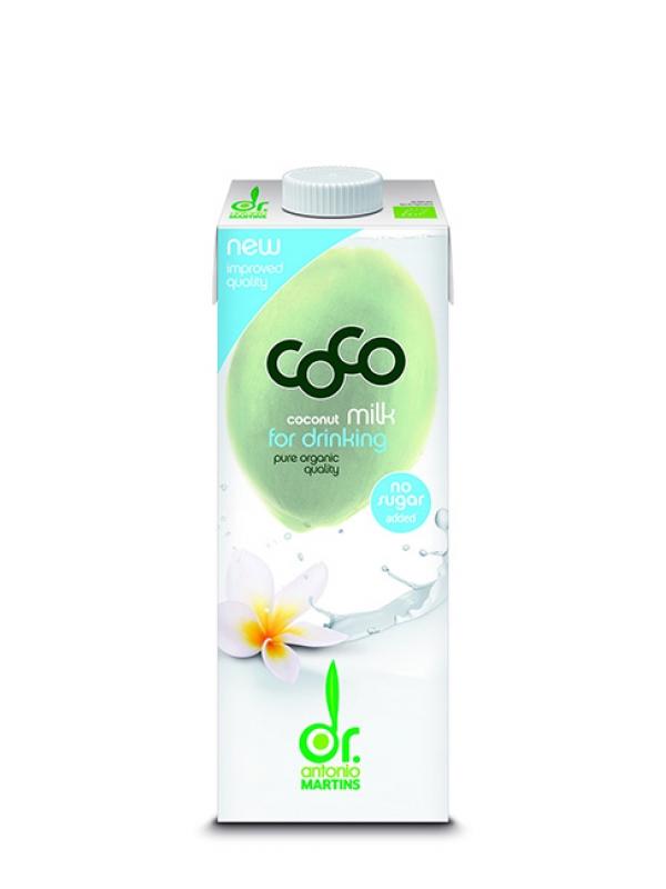 Kokosové mlieko BIO 1 L