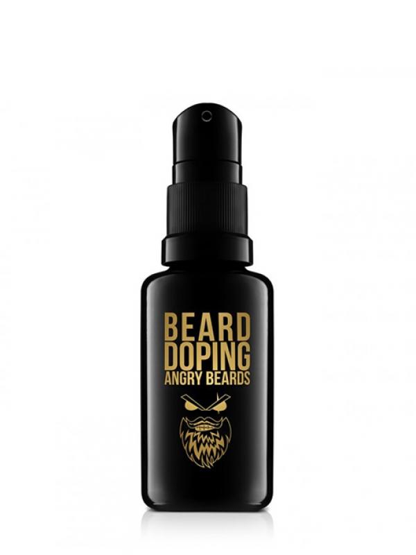 Prípravok na rast brady