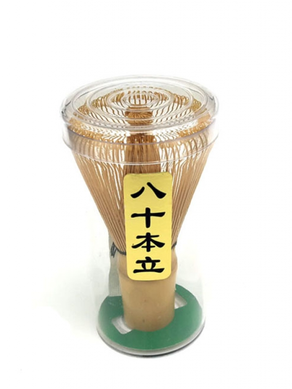 Bambusová metlička na matcha čaj