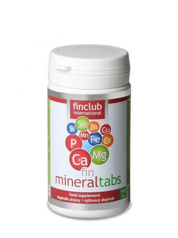 Mineraltabs FINCLUB 110 tab.