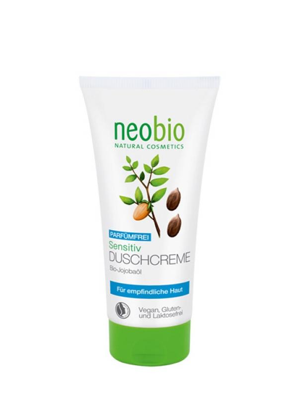 Sprchový krém Sensitive NEOBIO 200 ml