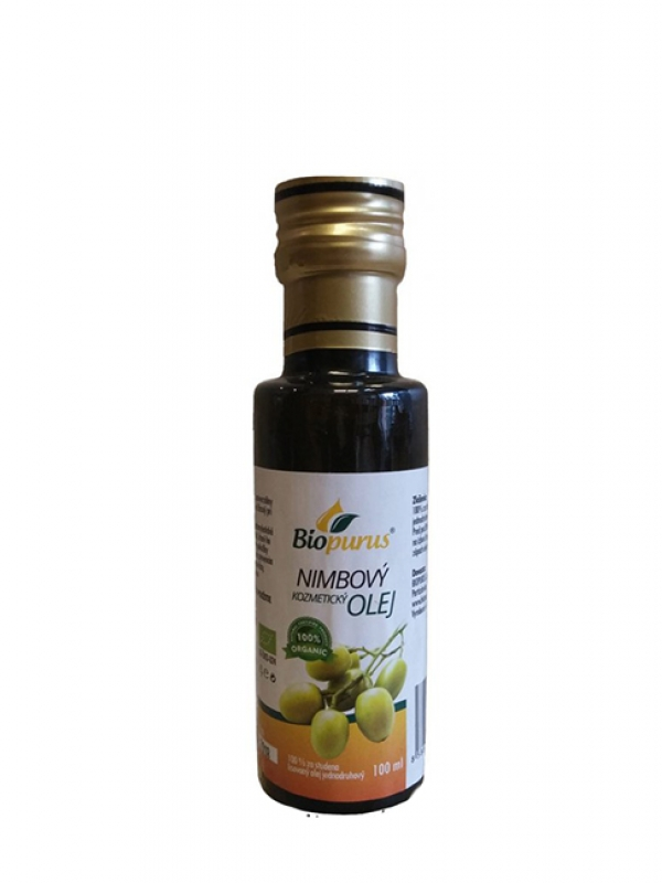 Nimbový olej BIO BIOPURUS 100 ml