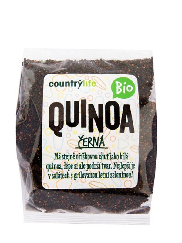 Quinoa čierna BIO COUNTRY LIFE 250 g