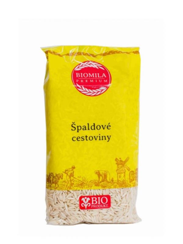 Špaldová slovenská ryža Bio BIOMILA 400 g