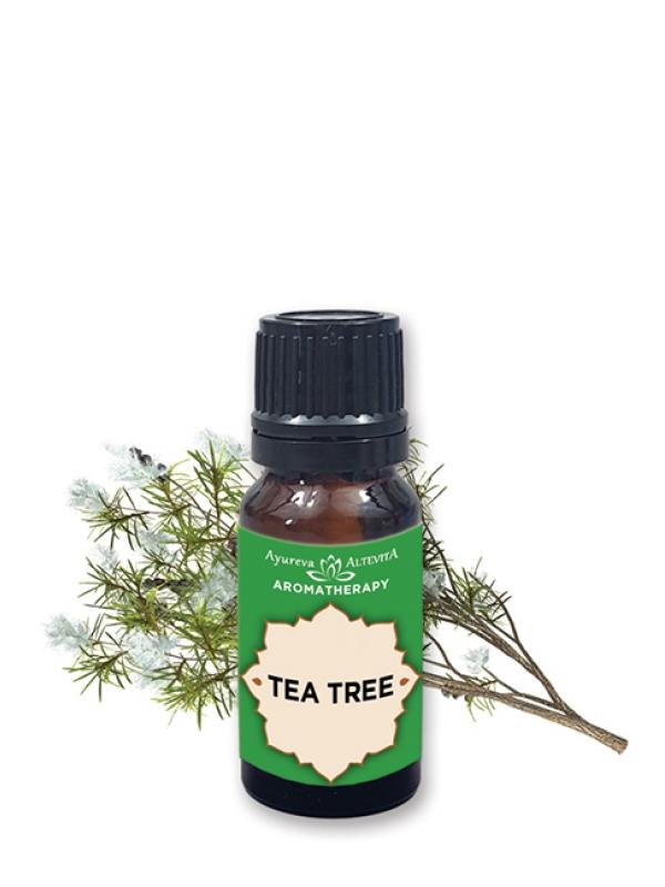 100% esenciálny olej - čajovník ALTEVITA 10 ml