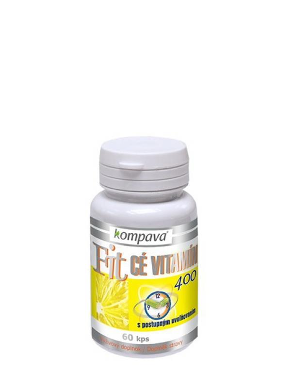 Fit Cé Vitamín Kompava 60 kps
