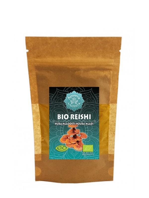 Reishi BIO - huba mladosti 60 g