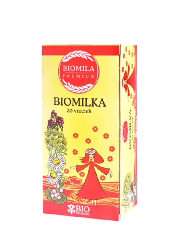Biomilka BIO BIOMILA 40 g
