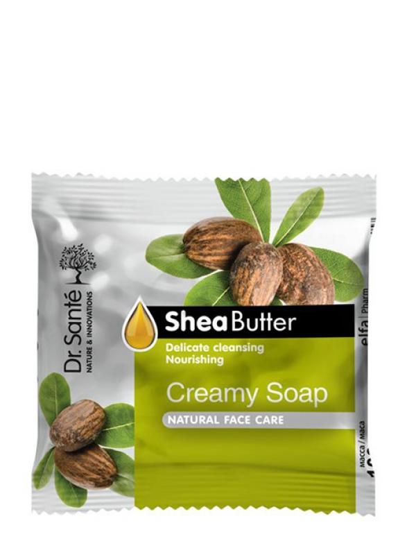 Dr. Santé krémové mydlo s bambuckým maslom 100g