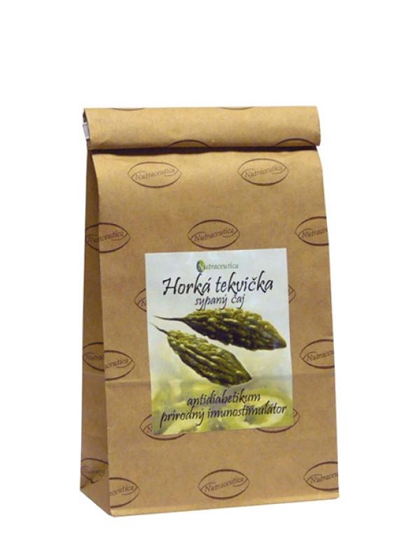 Horká tekvička čaj NUTRACEUTICA 150 g