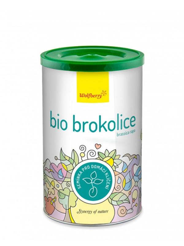 Brokolica - semienka na domáce klíčenie Bio WOLFBERRY 200 g