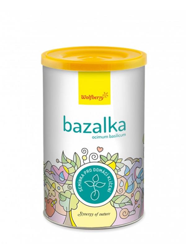 Bazalka - semienka na domáce klíčenie Bio WOLFBERRY 200 g