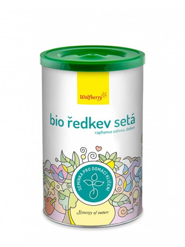 Redkvička siata - semienka na domáce klíčenie Bio WOLFBERRY 200 g