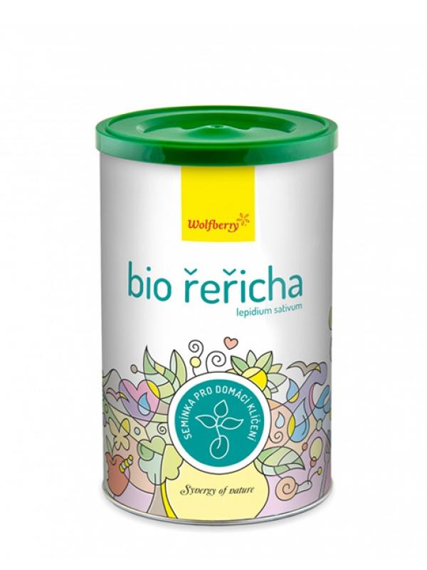 Žerucha - semienka na domáce klíčenie Bio WOLFBERRY 200 g
