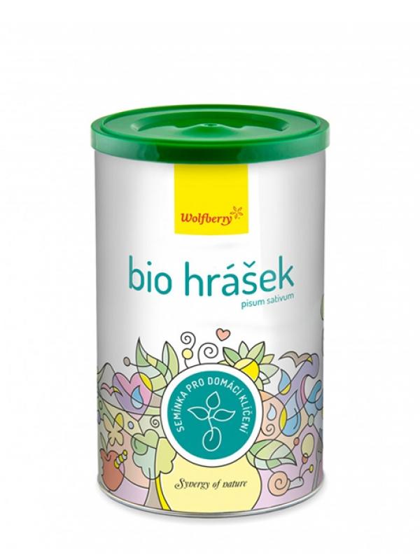 Hrášok - semienka na domáce klíčenie Bio WOLFBERRY 200 g