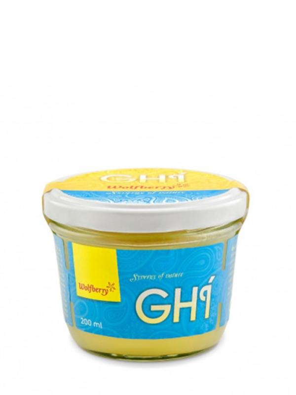 Ghi - prepustené maslo WOLFBERRY 200 ml