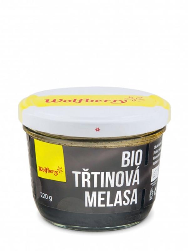 Trstinová melasa Bio WOLFBERRY 220 g