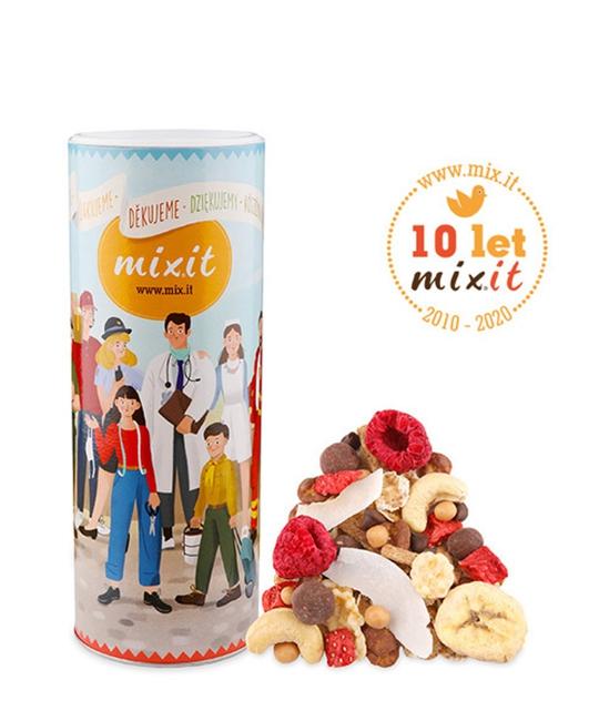 Narodeninový mix musli 10.výročie MIXIT 500 g