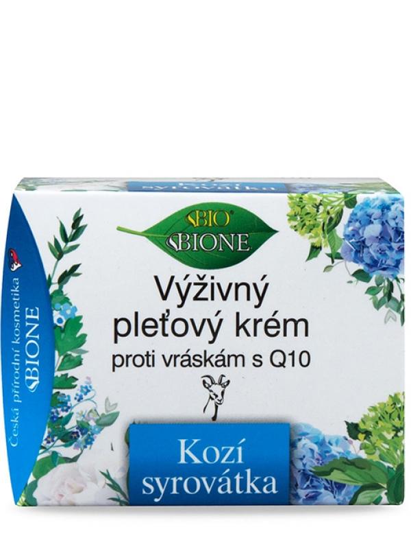 Pleťový krém proti vráskam BIO Kozia srvátka 51 ml